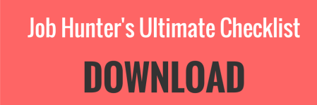 Job Hunters Ultimate Checklist Download Button